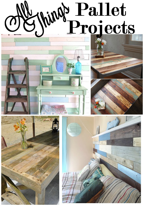 http://pinterest.com/allheartandhome/all-things-pallet-projects/